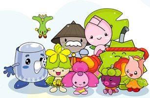 mascot สัญลักษณ์ตุ๊กตางานมหกรรมพืชสวนโลก